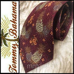 🆕 Tommy Bahama Silk Tie